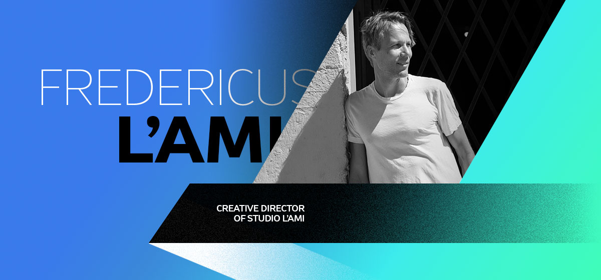 fredericus lami graphic designers tips bio card