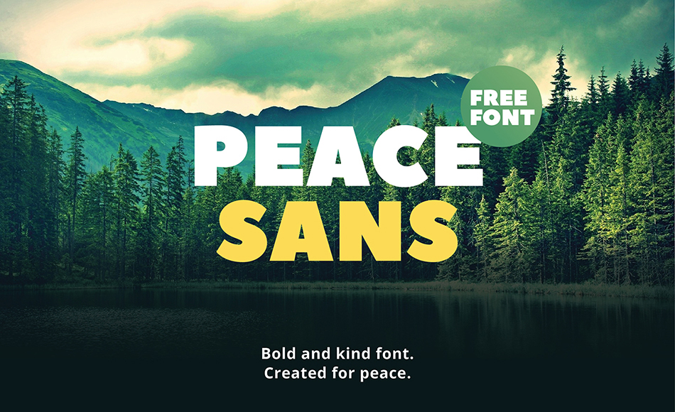 50 Free Modern Fonts to Give Your Designs an Edgy Look