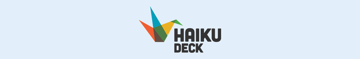 powerpoint alternatives presentation software haiku logo