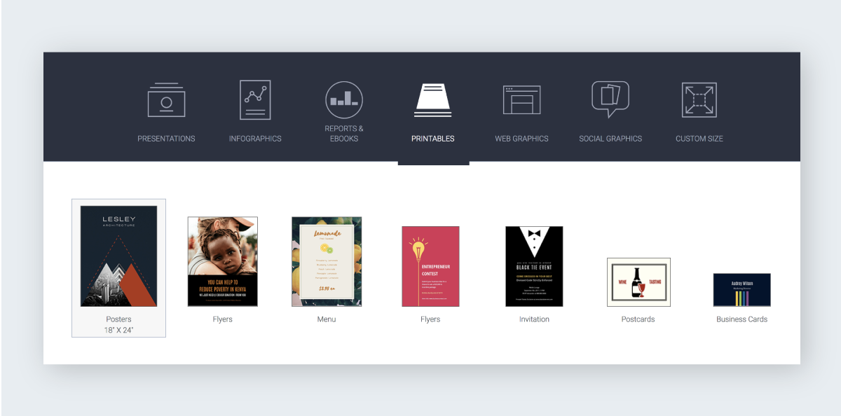 printables-category visme coming out of beta